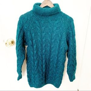 Mohair Vintage Express chunky Handknitted Sweater